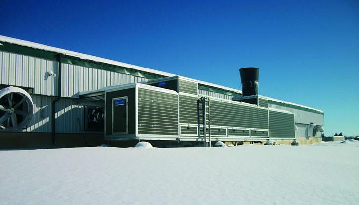 Wärmetauscher Clima+Unit